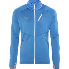 Bergans Galdebergtind Jacket Herren ocean/athens blue/pumpkin